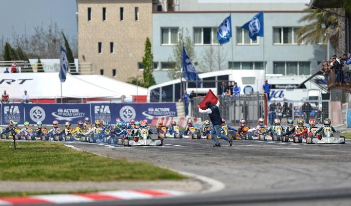 Nuevo formato de carreras CIK-FIA en 2016