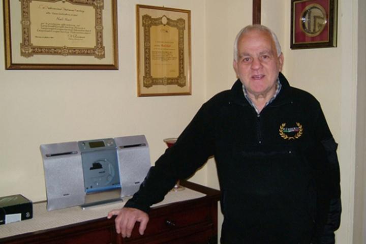 Fallece Calogero Vanaria, fundador de la mítica Kalì-Kart