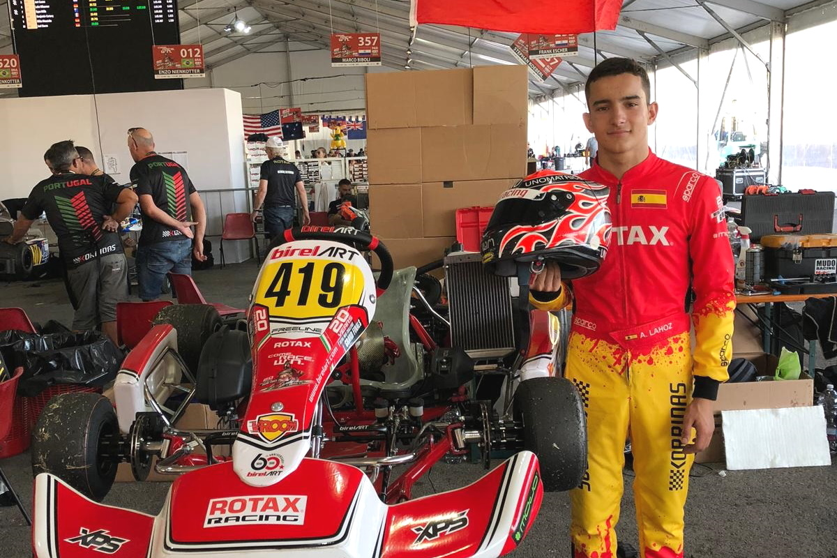 Objetivo Rotax Grand Finals - Alex Lahoz