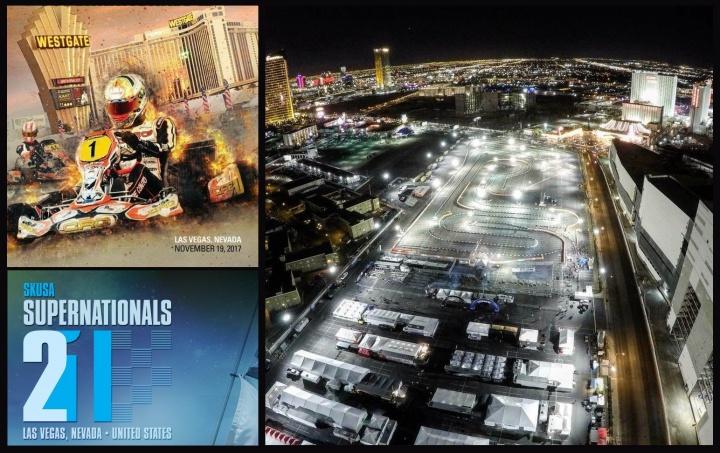 """SKUSA SuperNationals - La carrera """"Made in USA"""" diferente a las demás"""