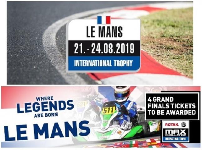 Rotax anuncia una Final Internacional en Le Mans