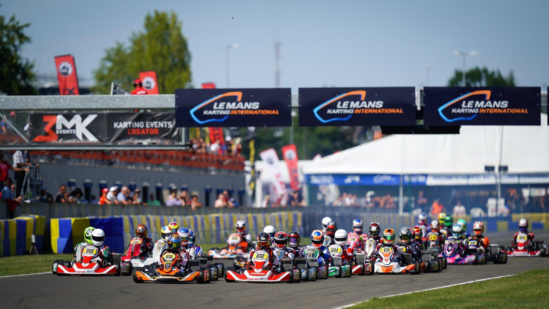 El Rotax MAX Challenge International Trophy tendrá su segunda edición en 2020