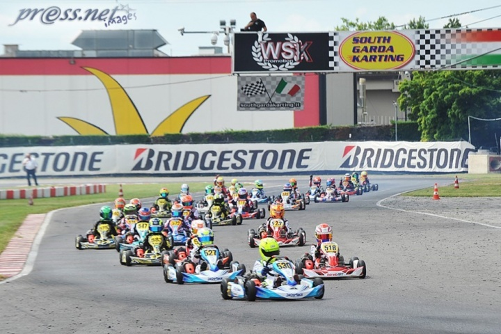 WSK Final Cup 2018 en marcha, qualifying disputado