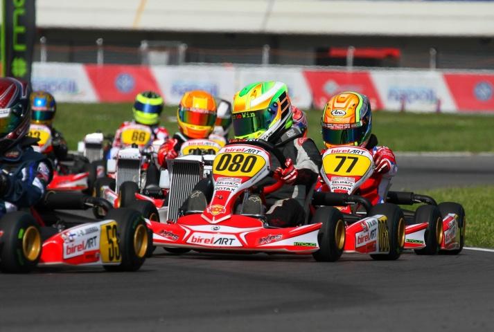 RMCGF 2016 - Prefinales concluidas, los españoles a por el podio.