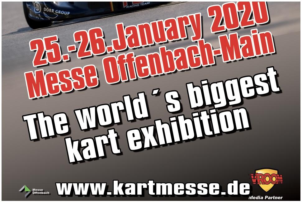 Cita el 25 y 26 de enero en la Feria de Offenbach
