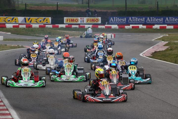 30º Trofeo Andrea Margutti - Lorenzo Fluxá a un paso del podio en OK