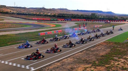Campeonato de España - En Alcañiz con sabor a título