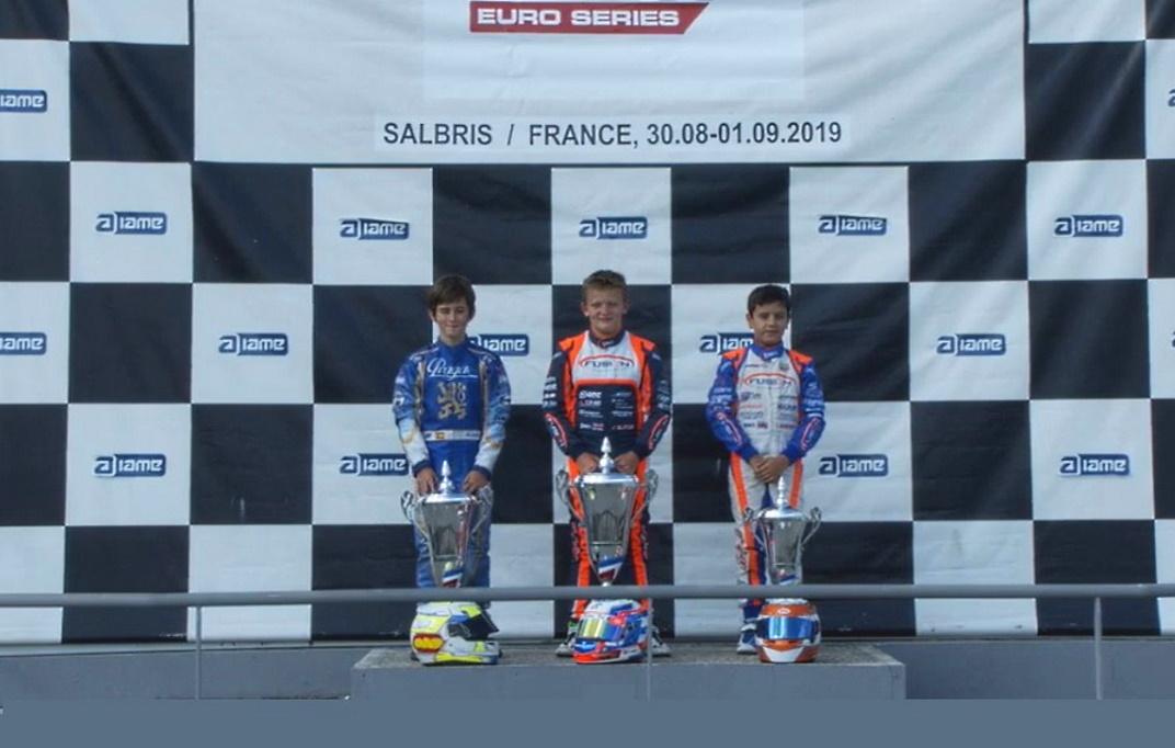 Iame Euro Series: Fin de campeonato de infarto en Salbris