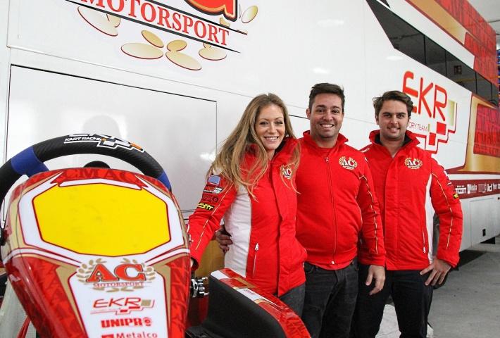 El binomio EKR - AC Motorsport consolida su unión