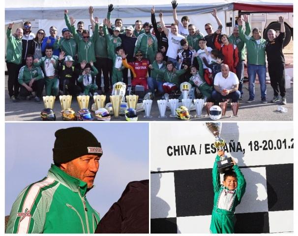 TDKart Racing-Marlonkart: La unión hace la fuerza
