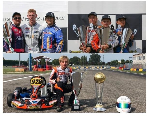 Se hicieron buenos los pronósticos: Alejandro Meléndez Campeón en Mini, Carlos León Subcampeón en Super Shifter
