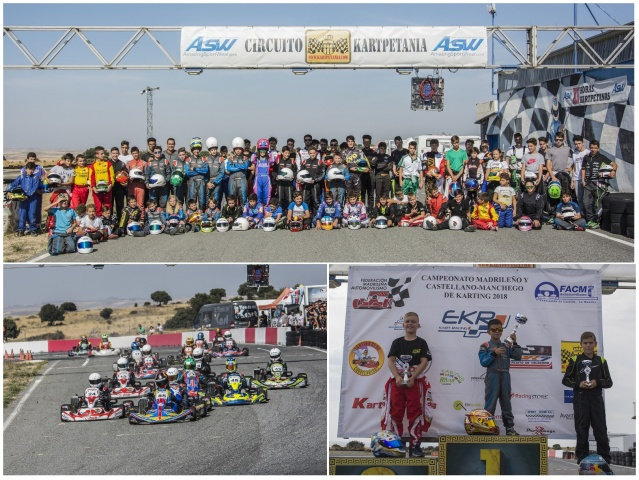 El Campeonato Madrileño y Castellano-Manchego encara su recta final