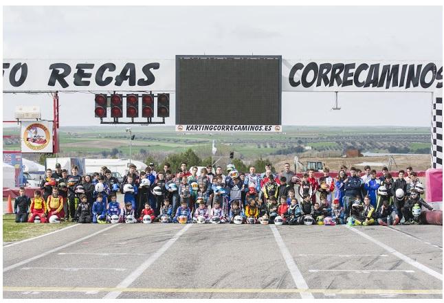 El Campeonato Madrileño y Castellano-Manchego ya tiene a sus primeros ganadores de 2018