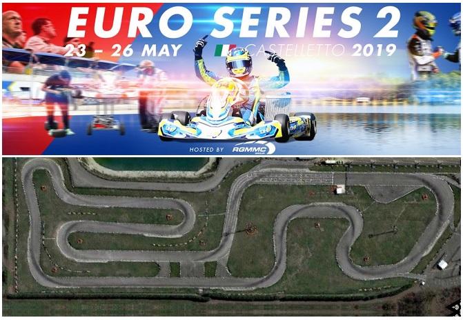 En marcha la segunda cita de las Euro Series de Iame en Castelletto di Branduzzo