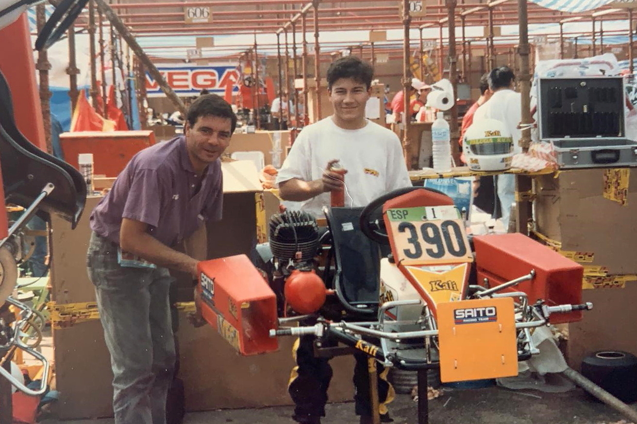 Historia de nuestro karting: Hong Kong International Kart Grand Prix 1992