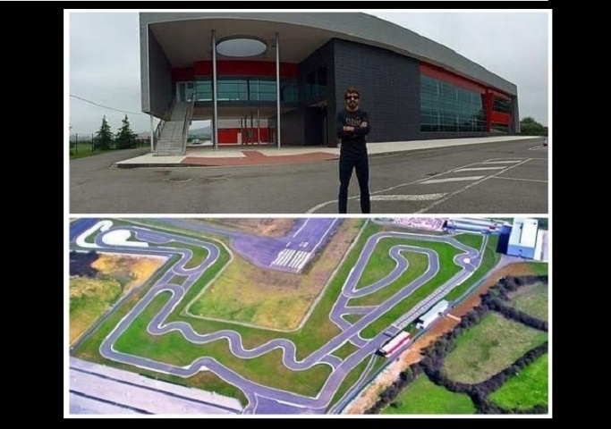 Fernando Alonso inaugura su Circuito-Museo