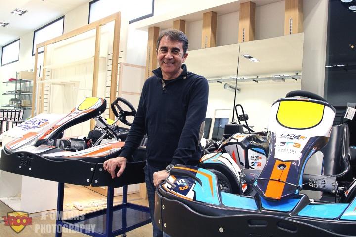 EKR Kart Racing - Expansión vertiginosa