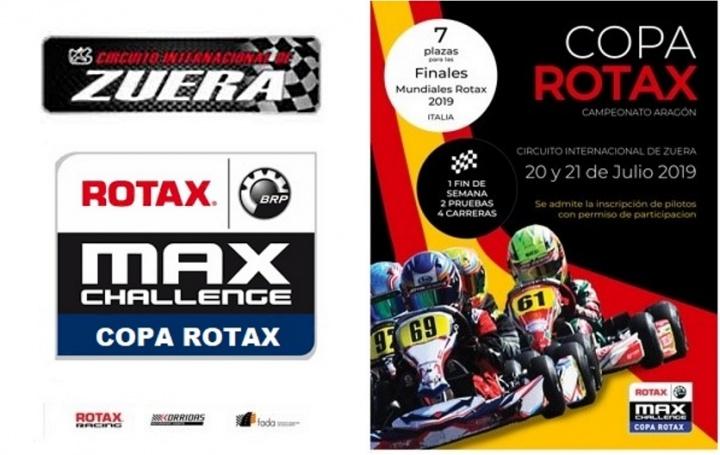 Copa Rotax 2019: todos a Zuera en Julio