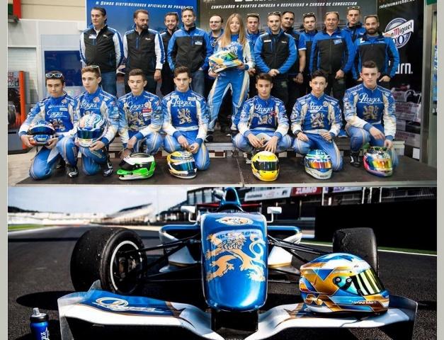 Praga España Motorsport, más que un equipo de karting.