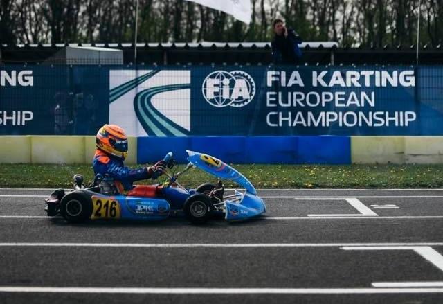 Campeonato de Europa OK y OK-J: los pilotos españoles a por todas en Genk