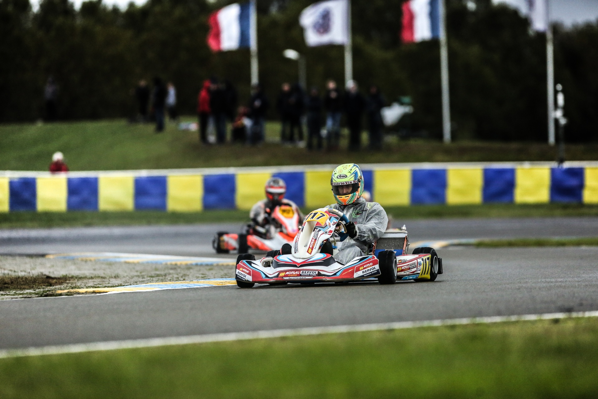 Iame International Final: positiva conclusión para nuestros pilotos