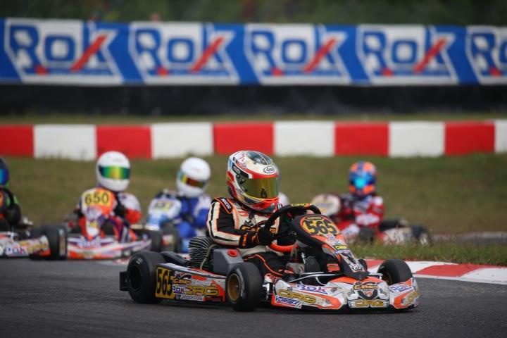 Meritorio P14 final de José Antonio Gómez entre 168 pilotos en Lonato