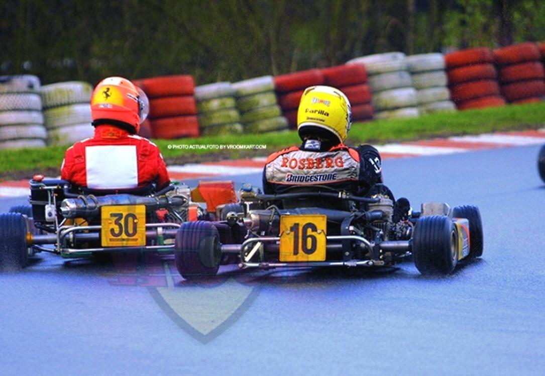 Kerpen 2001: Cuando Schumacher asombró en el Mundial de karting