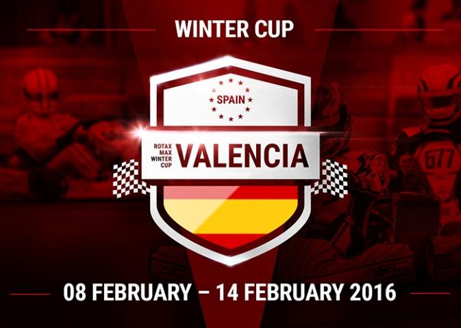 El turno de la Rotax Winter Cup en Valencia