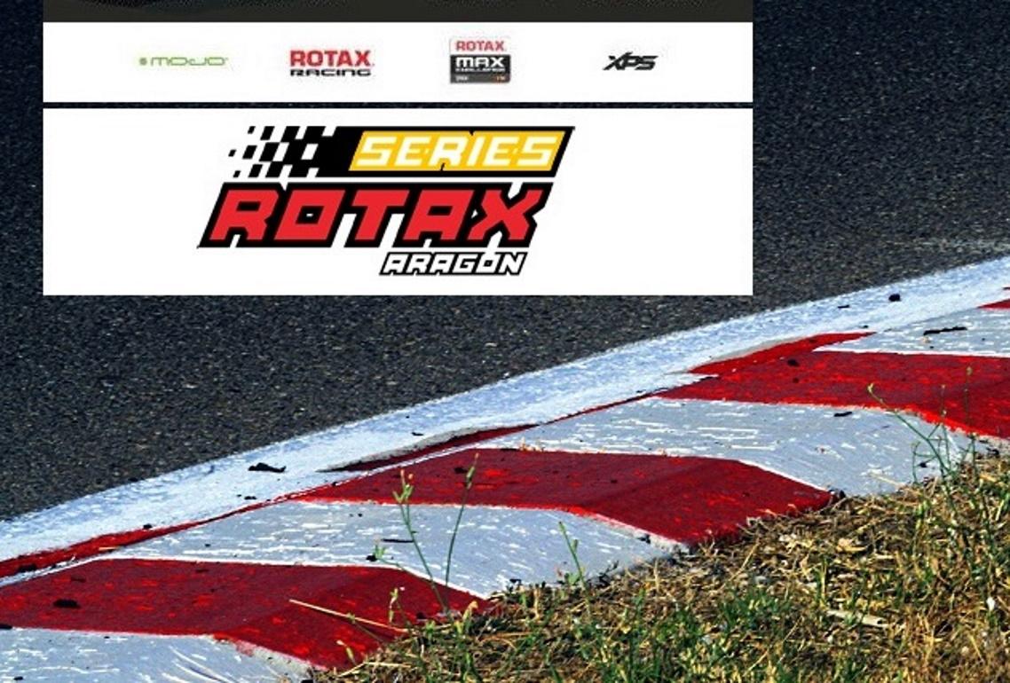 Series Rotax 2020: Nueva fecha para la prueba de Zuera