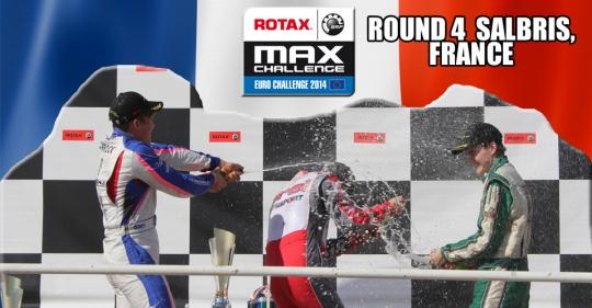 Rotax Max Euro Challenge - Españoles en Salbris