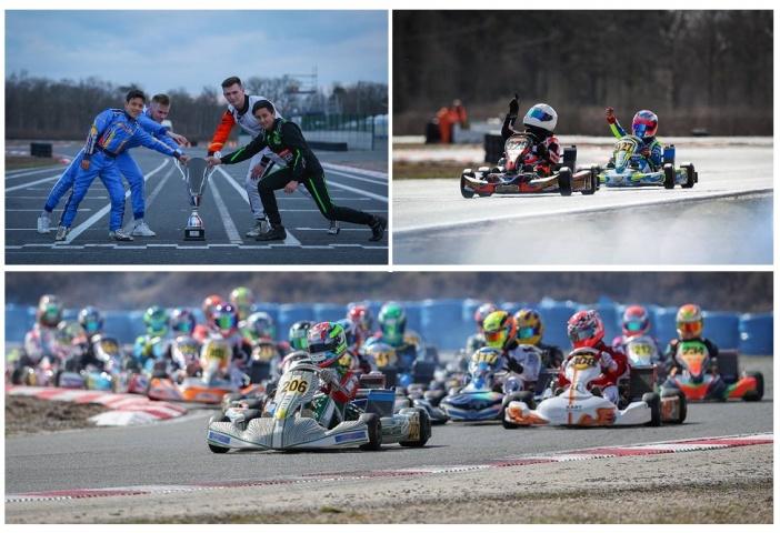Iame X30 Euro Series -El karting español protagonista en Salbris
