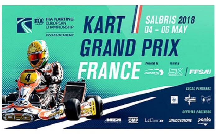 Campeonato de Europa CIK-FIA: el turno de KZ, KZ2 y Academy Trophy