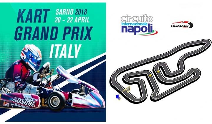 Campeonato de Europa CIK-FIA: esperado comienzo con 16 pilotos españoles