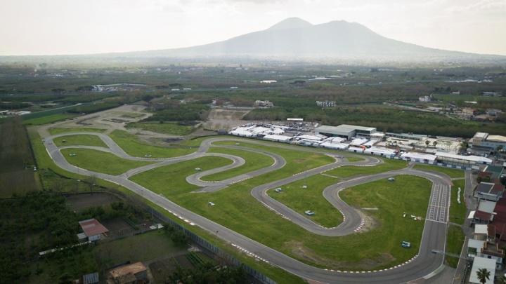 Italian Kart Grand Prix: qualifying disputado, 5º tiempo para Vidales y Hiltbrand