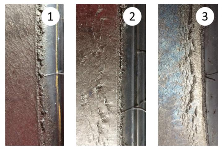 Recomendación para el uso de los neumáticos MOJO D3