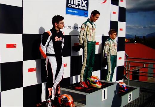 Rotax Winter Cup -  Los primeros ganadores en Campillos