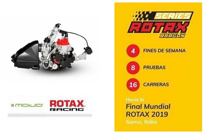 Series Rotax 2019: se mantiene el sorteo de motores para la categoría Max