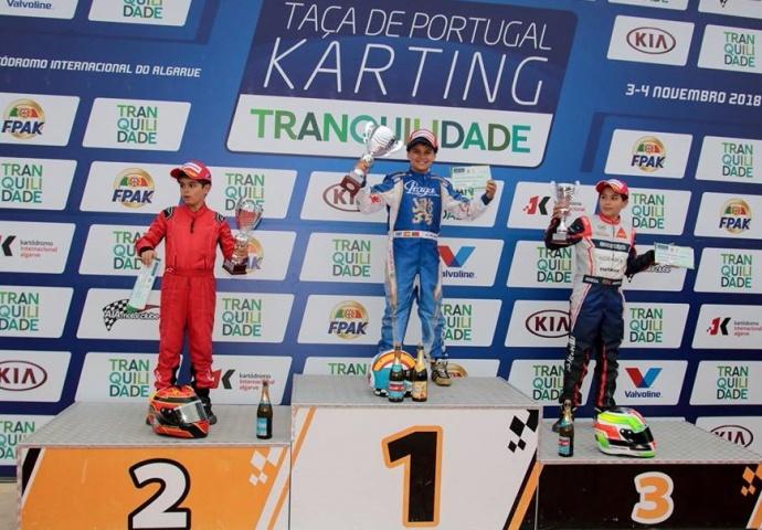 Adrián Malheiro suma y sigue: Campeón de la Copa de Portugal