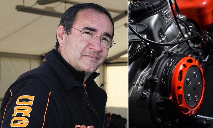"""KZ10C personalizado CRG y las impresiones de Tinini sobre la """"fábrica de títulos"""" 2016"""