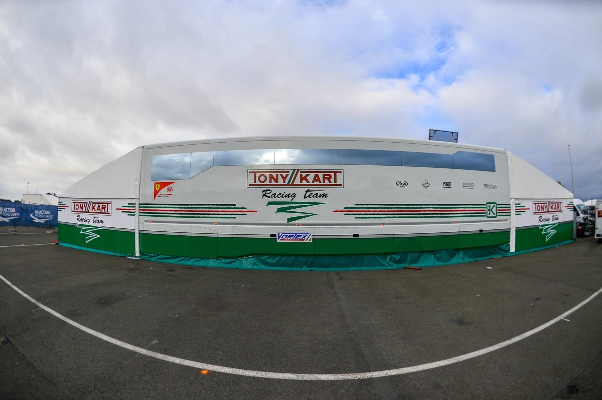 El Tony Kart Racing Team confirma sus pilotos para la temporada 2020