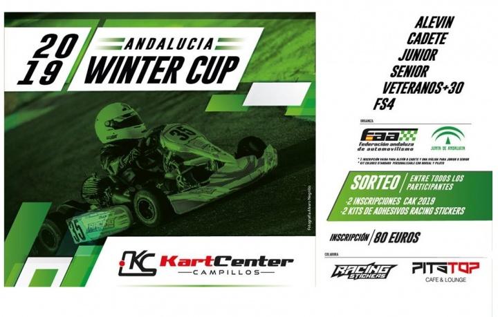 Andalucía también tendrá su Winter Cup