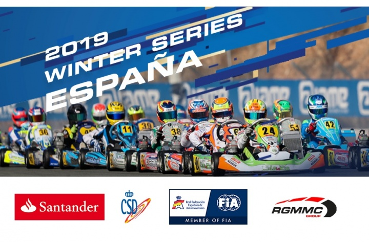 Se confirman Chiva y Zuera para la Winter Series España 2019