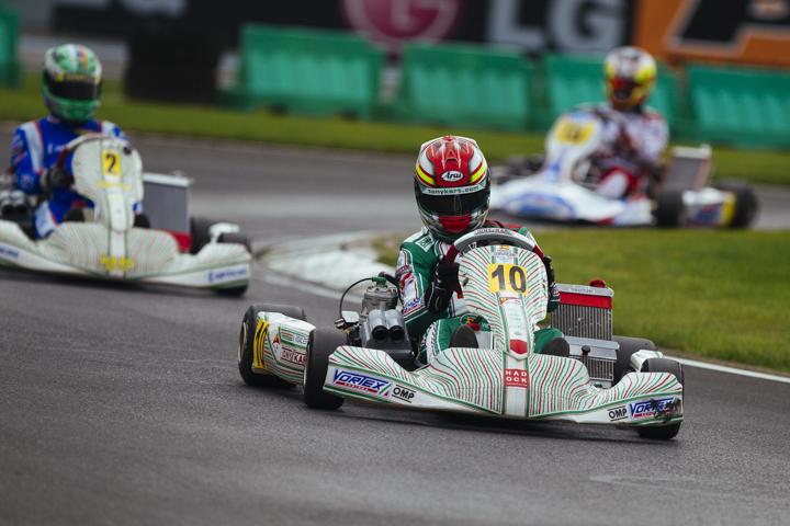 Mundiales CIK-FIA en PFI: ¡David Vidales Subcampeón del mundo OK!