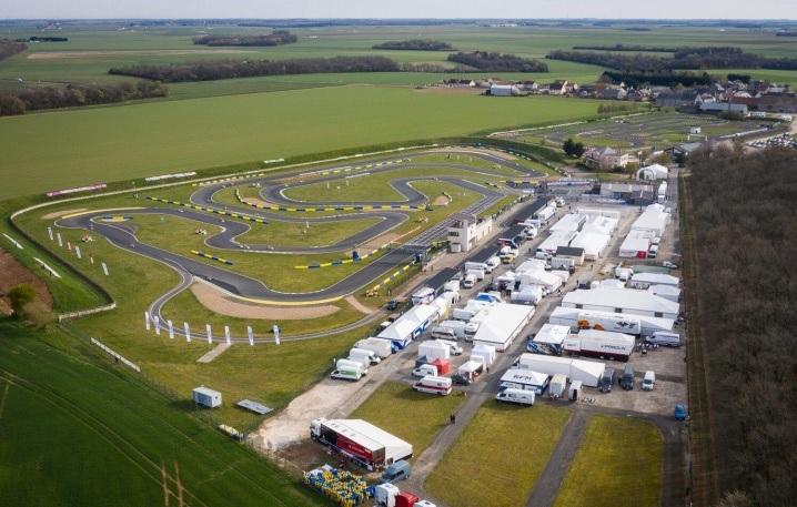 La temporada CIK-FIA arranca con el Campeonato de Europa OK y OKJ en Angerville