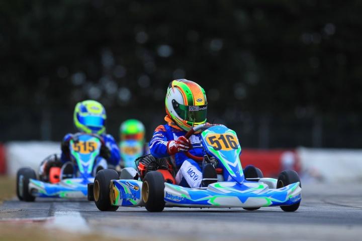 Super Masters Series - 15 pilotos españoles en Adria