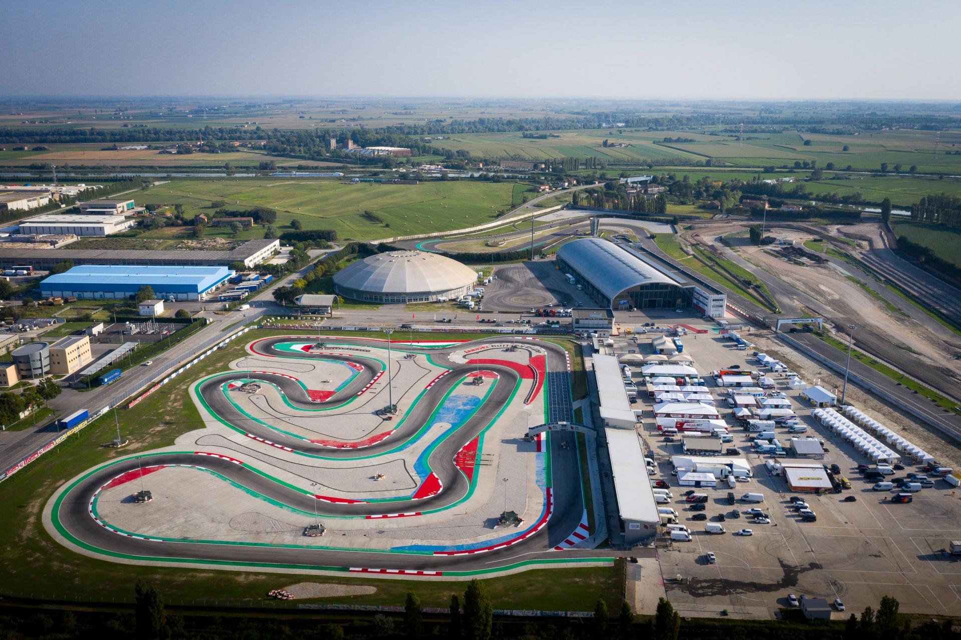 Europeo FIA Adria: sprint final para KZ y KZ2, penúltimo asalto Academy