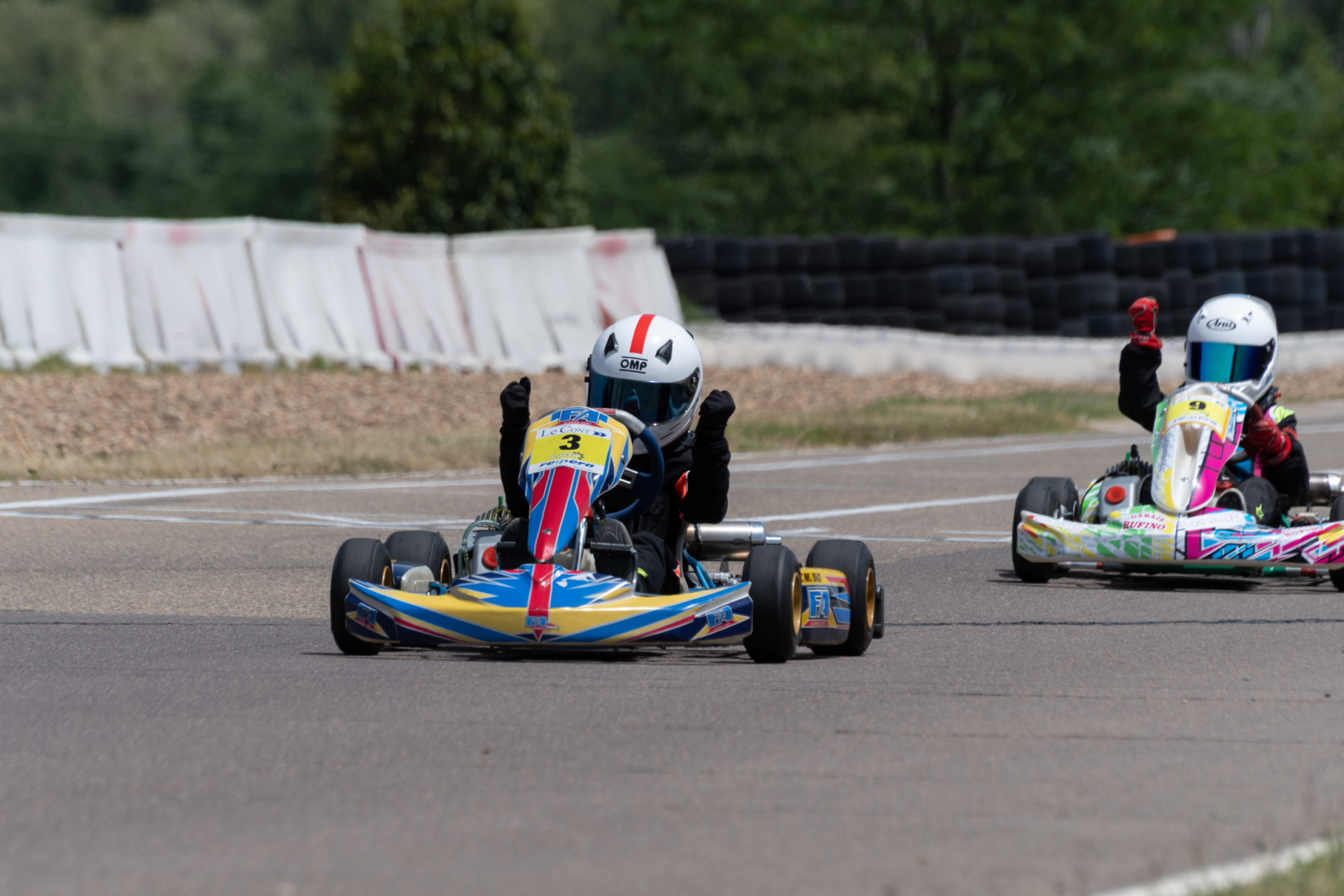 El Campeonato de Castilla y León de Karting encara la recta final