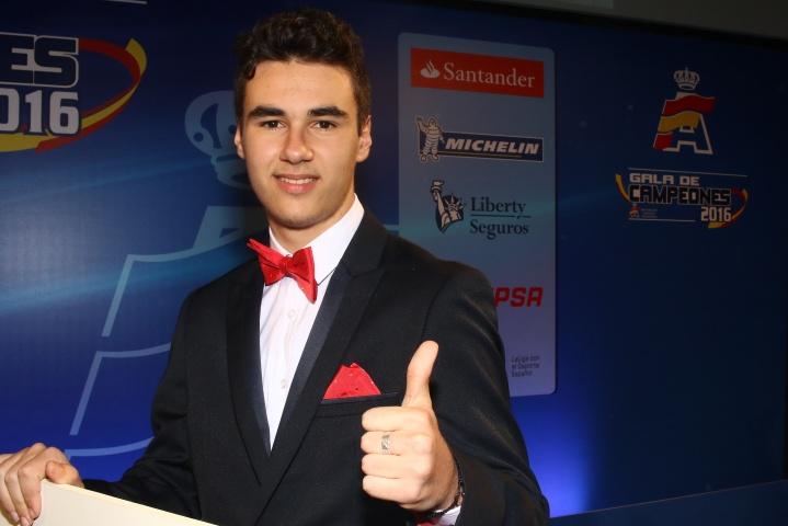 Confirmado: Eliseo Martínez en F-3