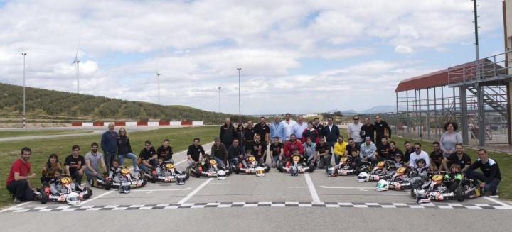 Buen inicio de la Maxter Series Andalucía