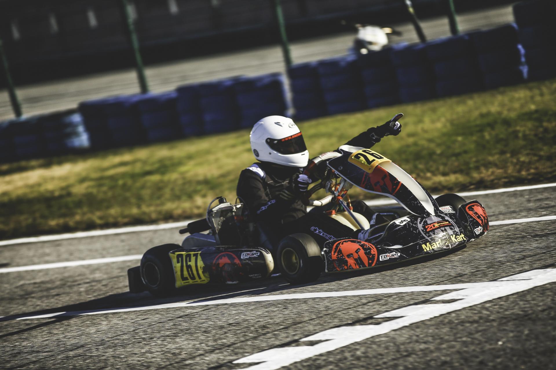 Guillermo Pernía, Campeón del Rotax Max Challenge en Portugal